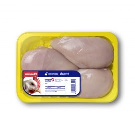 Bandeja Pechugas de pollo Paasa