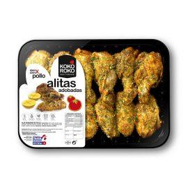 Bandeja Alitas de pollo Paasa