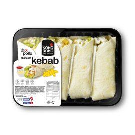 Bandeja Kebab de pollo Paasa