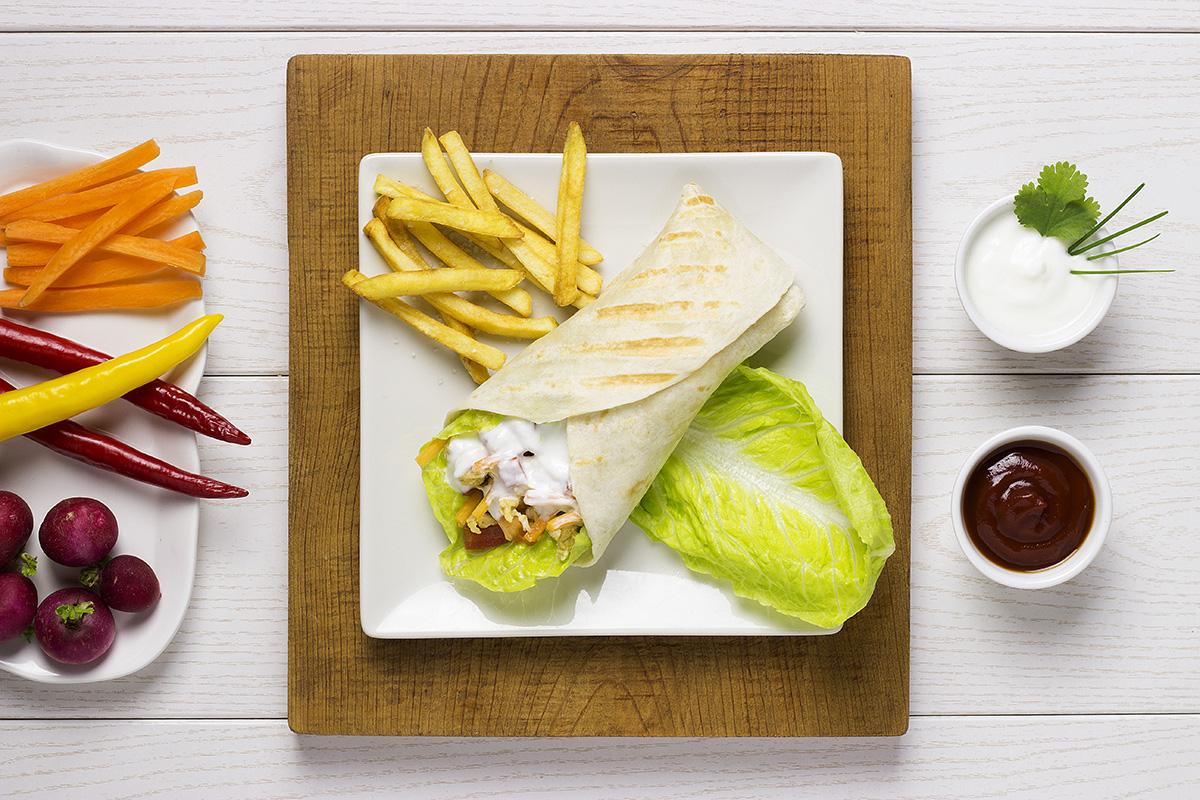 Kebab de pollo Paasa