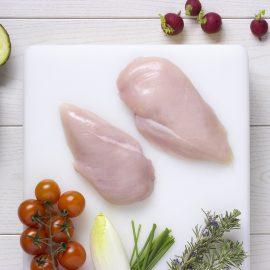 Pechugas de pollo Paasa