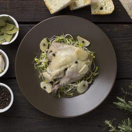 Pollo en Escabeche Paasa
