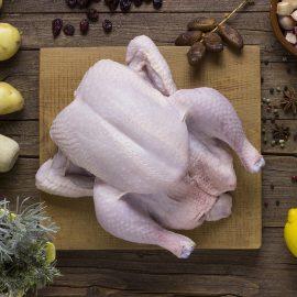 Pollo entero Paasa