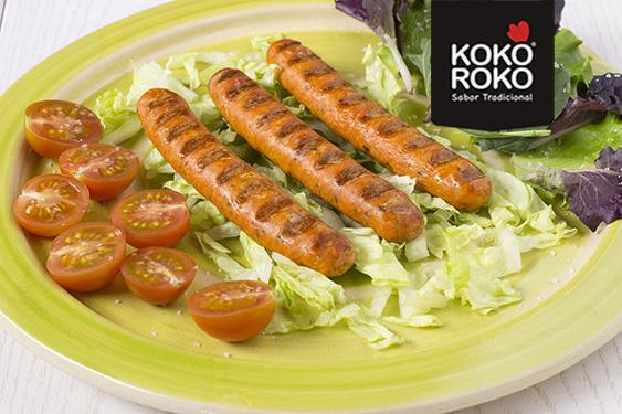 Salchichas Merguez de pollo KOKOROKO PAASA