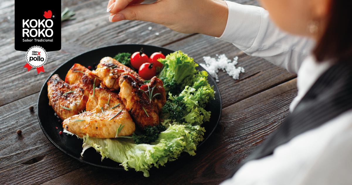 Pollo fresco, saludable y de calidad, así son nuestros productos