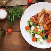 Las mejores guarniciones para la carne de pollo