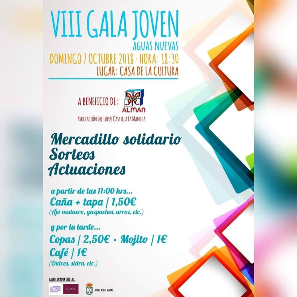 Gala Joven Aguas Nuevas. VIII Edición