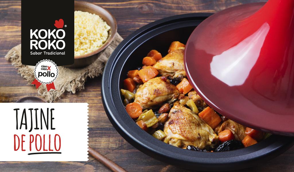 Tajine de Pollo, un viaje gastronómico al corazón de Marruecos