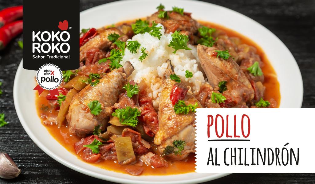 Pollo al chilindrón, una receta tradicional y sencilla