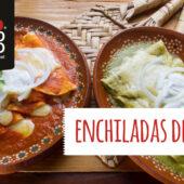 Cómo hacer unas auténticas enchiladas de pollo mexicanas