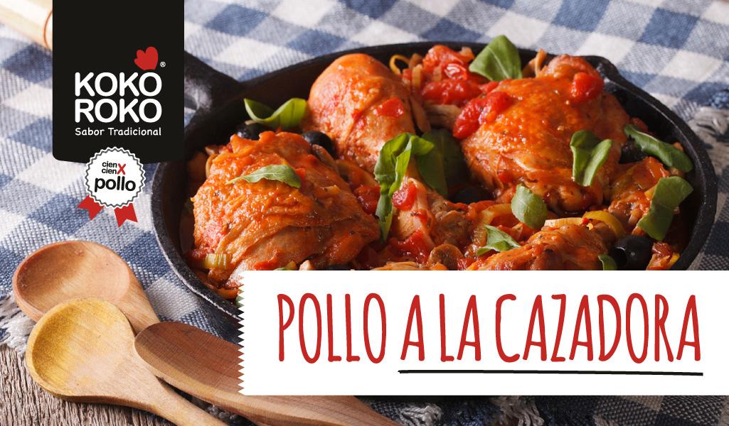 El pollo a la cazadora es uno de los platos tradicionales italianos que bien merece un reconocimiento. Una receta de las de siempre, de las que huelen a hogar y hacían nuestras abuelas