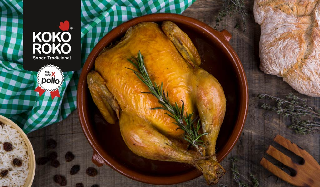 Nuevo Pollo Rústico Manchego, gran sabor y jugosidad