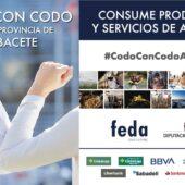 PAASA se suma a la campaña Codo con Codo Albacete