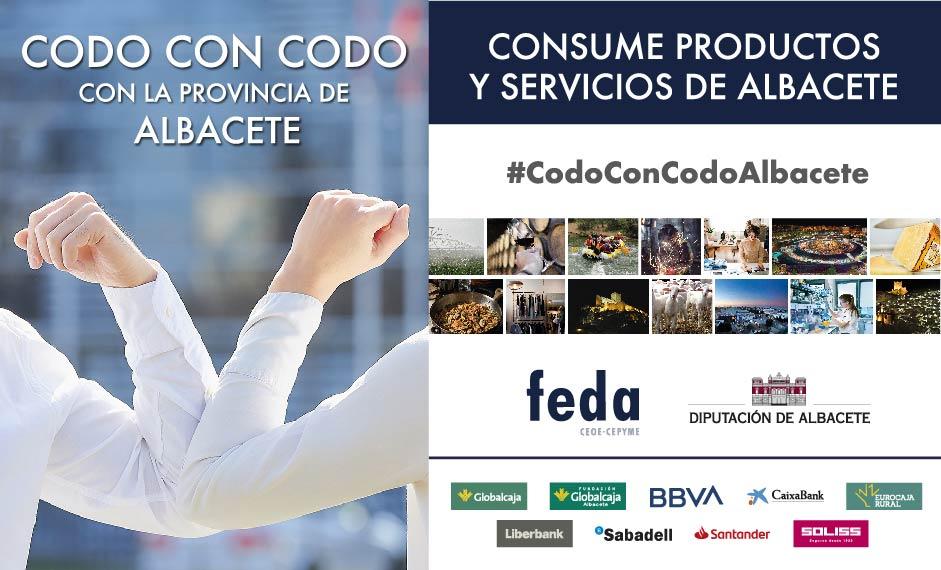 Campaña Codo con Codo Albacete