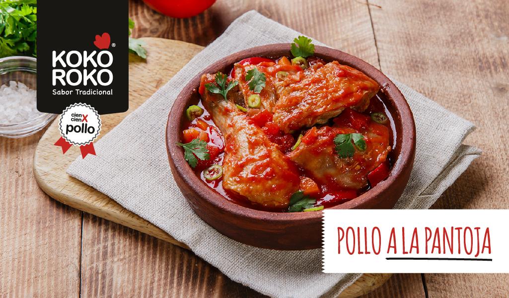 Pollo a la Pantoja, una receta al estilo de la cantante