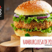 Hamburguesa de pollo al estilo Popeyes
