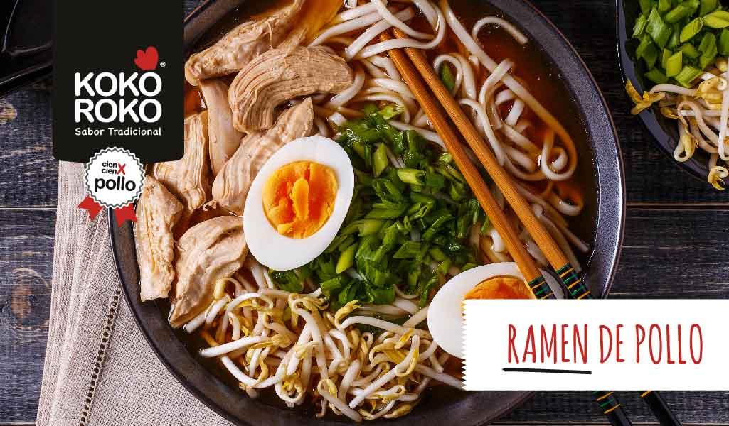 Ramen-pollo