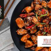 Pollo teriyaki: una plato con una salsa deliciosa