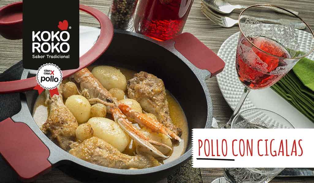 receta-pollo-cigalas