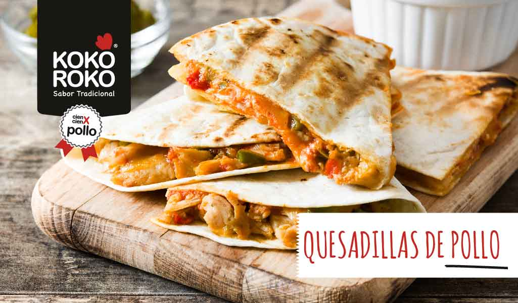 receta-quesadillas-pollo