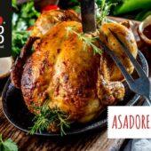 5 asadores de pollo para una gran comida en familia